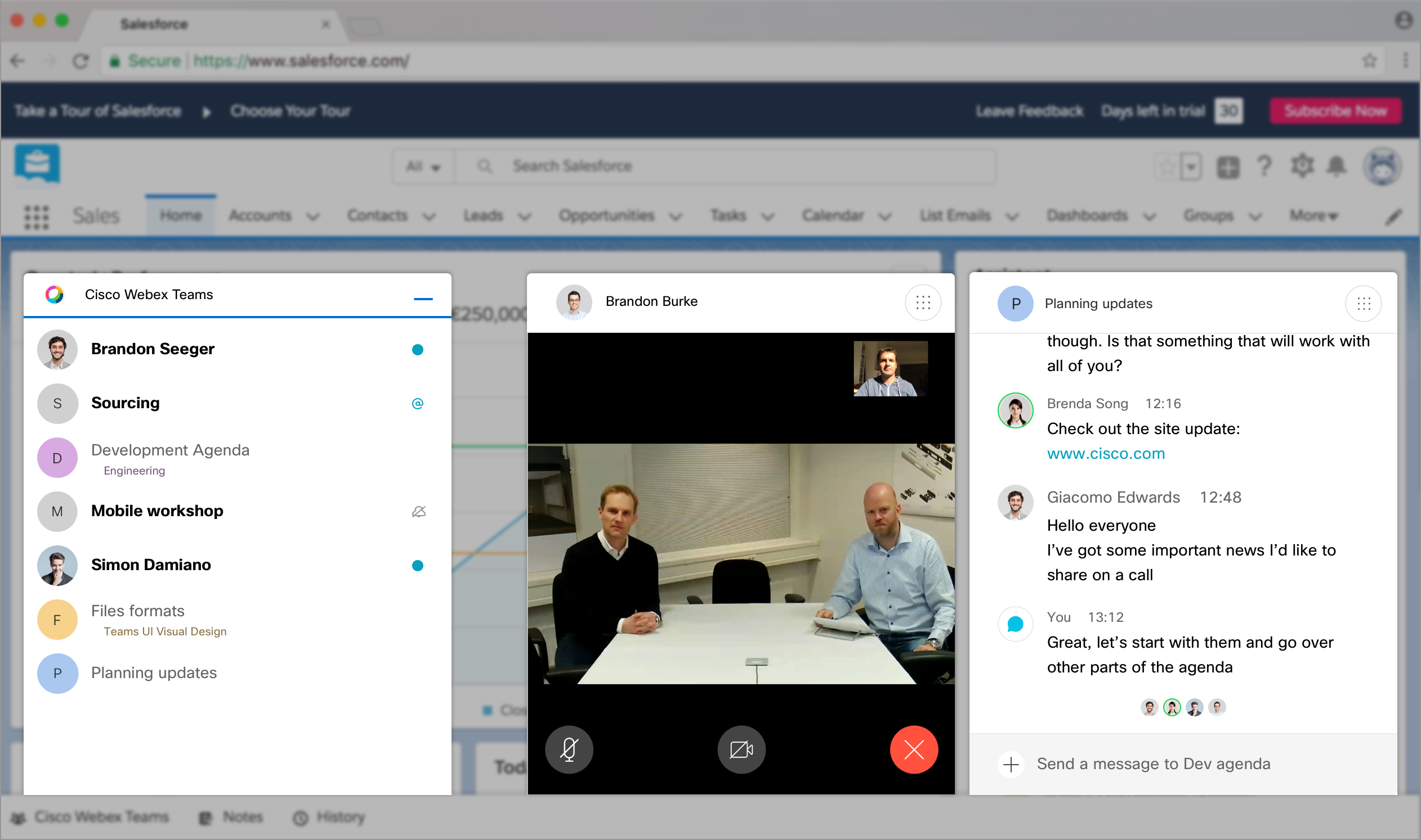 Cisco Webex Teams collaboration 2